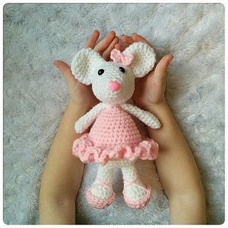 Ballerina doll amigurumi pattern | Crochet patterns amigurumi ... | 320x320