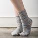 First Beach Socks pattern