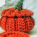 Ribbed Pumpkin Basket pattern