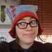 Geometric Helmet Hat pattern