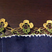 "Crochet Oya ""Pansy"" pattern"