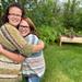 Simple Hug Cardi pattern