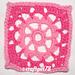 19 Variation Adrienne Square pattern
