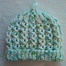 Newborn Baby Hat – Easy Mock Cables pattern