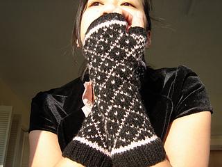 Finglerless Gloves