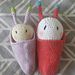 Butterfly and Snuggle Cocoon pattern