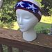 Stars & Stripes Headband pattern