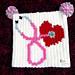 Stethoscope & Heart Sack Hat pattern