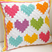 A Perfect Match C2C Cushion pattern