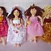 LITTLE LADIES mini doll pattern