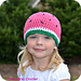 Watermelon Beanie pattern