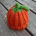 Baby Crochet Pumpkin Beanie pattern