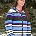 Adult Striped Hoodie pattern