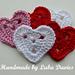 Heart Motif (1) pattern
