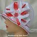 CALLAS brimmed cloche pattern