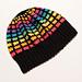 Easy Rainbow Hat pattern