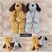 Puppy Dog Granny Hexagon Lovey pattern