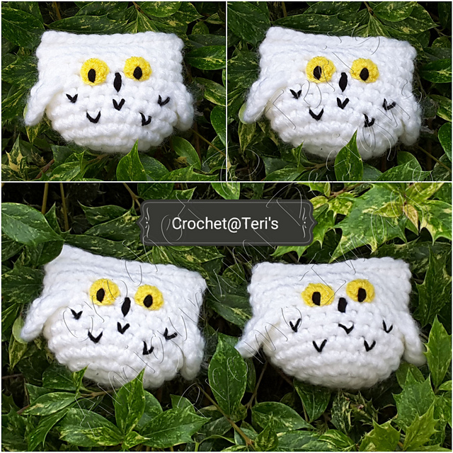 Owl Collection crochet pattern | PlanetJune by June Gilbank: Blog | 640x640