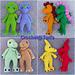 Dinosaur Collection #1 pattern