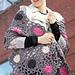 Daisy Snow Shawl pattern