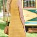 Cyrine Striped Dress pattern