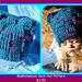Basketweave Sack Hat pattern