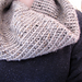 Twisted Cozy Cowl pattern