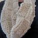 Basket Weave Scarf pattern