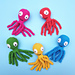 Octopus Comforter pattern