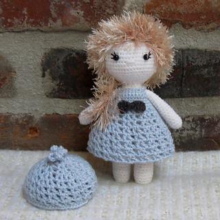 Ravelry: Amigurumi doll Sofia pattern by Mari-Liis Lille   320x320