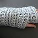 Super Chunky Wrist Warmers pattern