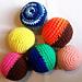 Stuffed Balls pattern