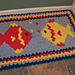 Wiggly Fish Rug pattern