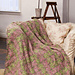 Garden Walk Throw pattern