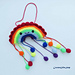 Rainbow Cute Mobile pattern