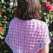 7706 Fringed Shawl pattern