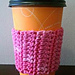 Travel Cup Sleeve pattern