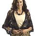 Pineapple Lace Shawl pattern