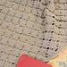 Romantic Lattice Throw pattern