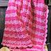 Tenga Venga Baby Blanket pattern