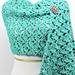 Emerald Lace Fling pattern