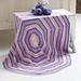 Octagon Baby Blanket pattern