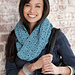 Bellflower Infinity Scarf pattern