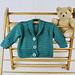 Tumba Toddler's Shawl Jacket pattern