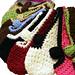 pattern106- mary jane slipper pattern pattern