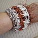 Textured Wrist Cuff pattern