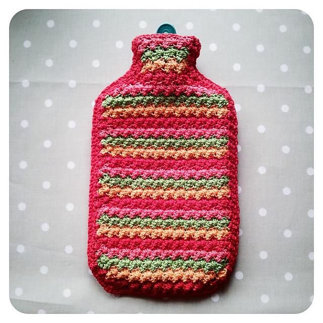 Cozy Cabin  Crochet Top Kitchen Towel