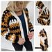 Calico Cat Cardi pattern
