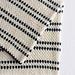 Crochet Modern Moss Stitch Blanket pattern