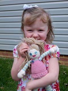 Ravelry: Amigurumi Doll pattern by Rose Obom   320x240